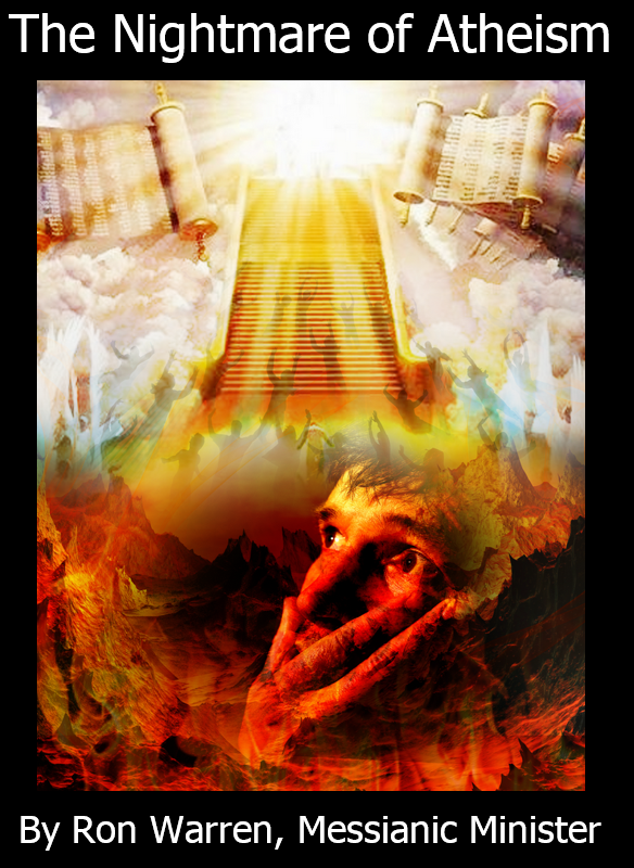 A man in Hell seeing the Glory of God